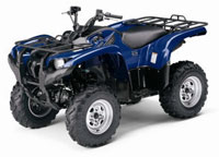 Quadricycles Yamaha Grizzly 4x4 700